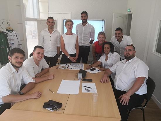 Les agents de la TaM se forment à l'anglais avec ACB-ILO Langues